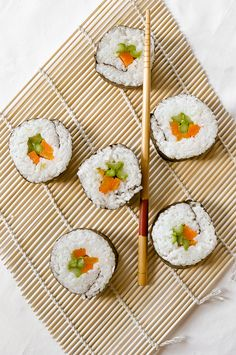 How to Make Sushi Rice on the Stove