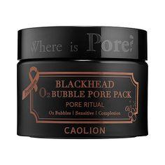 Caolion's Premium Blackhead 02 bubble Pore Pack face…