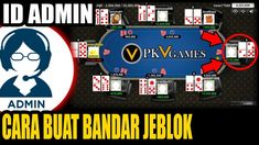 Bandar Hancur kena ID Admin di Bandarq PKV Games !! V Games, Poker, Videos, Youtube, Youtubers, Youtube Movies