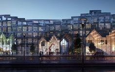 Plannen voor House of Delft gepresenteerd - PhotoID #421905
