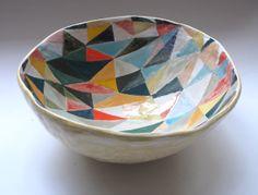 cerámica de Laura Carlin