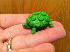 Royal Icing Turtle