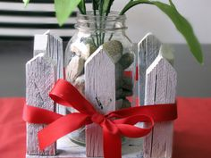 Image detail for -Dishfunctional Designs: Picket Fences: Salvaged & Repurposed