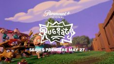 Paramount Plus to Debut All New CG-Animated Rugrats Series on Thursday, May 27, 2021Share it: @Nickelodeon @NickAnimation @OfficialRugrats @ParamountPlus #rugratsParamount+ will premiere Nickelodeon's highly anticipated Rugrats series, a CG-animated reimagining of the classic '90s hit, on Thursday, May 27, 2021! Check the promo below for new footage from the series!The brand-new series features rich and colorful CG-animation and follows the toddlers as they explore the world and beyond