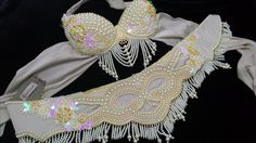 Belly Dance Outfit, Belly Dance Costumes, Beautiful Costumes, Tribal Fusion, Dance Fashion, Bustiers, Shows, Latina, Sewing