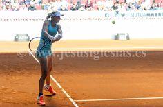 https://flic.kr/p/VxJz34 | Kate Makarova. Mutua Madrid Open 2017