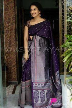 Kerala Saree Blouse Designs, Cotton Saree Designs, Lehenga Saree Design, Lehenga Designs, Kurta Designs, Cotton Sarees Online Shopping, Buy Sarees Online, Stylish Sarees, Trendy Sarees