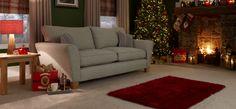 Clarke 3 Seater Sofa Standard Back
