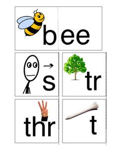 FREE! This is a great activity where students sound out, match, and play with words and sounds Each of the 14 word family has a base card which shows bot...
