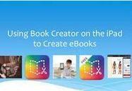 Tutoriales para crear tus propios eBooks con Book Creator App