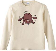 バタバタ : KIMASA [半袖Tシャツ [6.2oz]] - デザインTシャツマーケット/Hoimi(ホイミ)