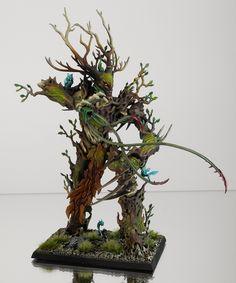 Wood Elves Treeman (new)