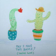 Cactus love @Floor Tinga