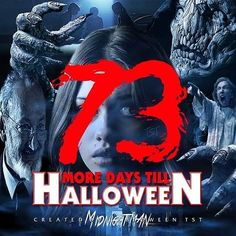 Days Till Halloween, Halloween Countdown, Wonderful Time, Deadpool, Superhero, Movie Posters, Movies, Fictional Characters, Art