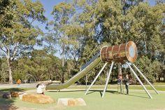 Paddocks Precinct, Parramatta Park Playground - Fleetwood Urban