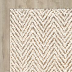 Found it at Wayfair - Norcross Hand-Woven Tan Area Rug