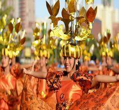 Big's Speciality Review: #필리핀 페스티발 현황 (Phillippines Festivals,)- 2월 축제 정리(F...