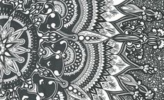Te explico un poco sobre zentangle art y te comparto imágenes que puedes crear con este método.