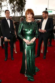 Fashion At The 2013 Grammy Awards