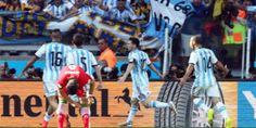 Con empatar ante Nigeria, Argentina quedará primera.  Los africanos y se ubican a dos puntos del Seleccionado Nacional en el Grupo F, que deberá sacar ventaja el miércoles. http://www.diarioveloz.com/notas/126383-con-empatar-nigeria-argentina-quedara-primera
