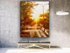 Large Landscape Painting Modern abstract painting original image 0 Large Artwork, Extra Large Wall Art, Dinning Room Wall Art, Minimalist Canvas Art, Abstract Canvas Art, Modern Wall Decor, Texture Art, Contemporary Art, Modern Art