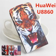 100% High Quality Leather Case For HuaWei U8860 Flip Cover Case housing For HuaWei U 8860 Leather Cover Mobile Phone Cases #Affiliate