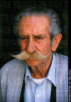 GREECE CHANNEL | old Greek man