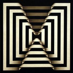 Omar Rayo. #geometry #space #art #nature #different #views @AlmostT_Blog @Oniropolis On the way to somewhere else
