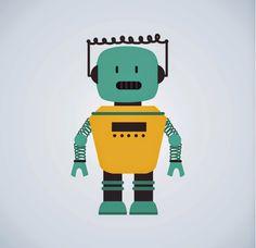 Robot_vector_characters