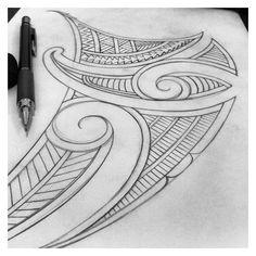 maori tattoo designs for women Maori Designs, Polynesian Tattoo Designs, Polynesian Art, Maori Tattoo Designs, Maori Tattoos, Maori Tattoo Frau, Samoan Tattoo, Tribal Tattoos, Bicep Tattoos