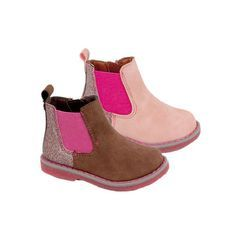 Botin Para Ninas Con Detalles Glitter Dispone De Cierre De Cremallera Y Goma Elastica Para Una Perfecta Y Facil Colocacion Ade Kids Boots Boots Chelsea Boots