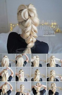 #easy#hairstyle step by step