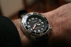 New Citizen Promaster Professional Diver BN0151-09L some pics - Page 77