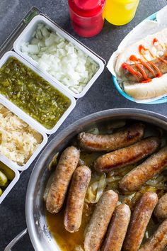 Wisconsin Beer Brats are the essence of summer barbecues. Or at least, they should be. Learn how to make this classic like the Cheeseheads do and eat them all summer long.
