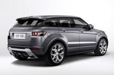 Having this brend new Range Rover Evoque, dark grey, CASH !