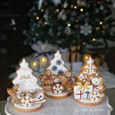 🎄🌌 ❄Winter❄ cookies by melody_wiish 🌌 . www.bufetout.ru/catering/furshet/ - Кейтеринг Тим - Google+