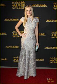 AJ Michalka & Lucas Grabeel: Movieguide Awards! | aj michalka lucas grabeel movieguide awards 09 - Photo