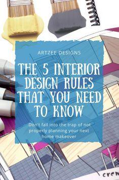 Home Decor Tips   Decorating Hacks   How To Plan A Home Makeover   DIY Interior Design   #interiordesignhacks #DIYhomedecor