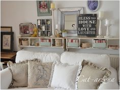 love this shabby chic room