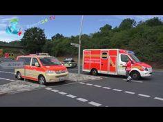 [2 Schwer & 5 Leichtverletzte]  ++Fahrzeug übersehen++ [ER]