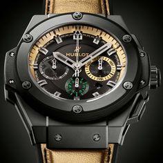 KING POWER USAIN BOLT relógio em Hublot em pt.Presentwatch.com
