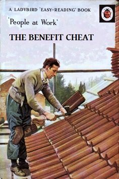 Vintage Ladybird Book People at work The Builder price matt Easy Reading Books, My Books, Books To Read, Spot Books, Ladybird Books, Book Names, Book People, Working People, Twisted Humor