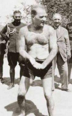 Atatürk in 1930's