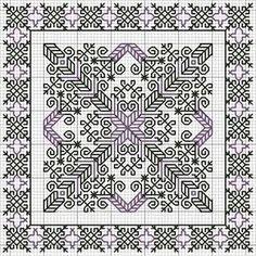 Stitch-Creations: Biscornu