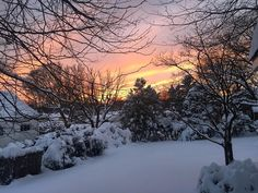 My name is Jonas.  #sunset #sky #winter #jonasblizzard2016 #mothernature #beautiful #nofilter by officialpuckpie