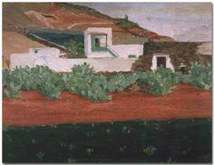 César Manrique: Painting