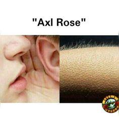 It happens to me all the time😂♥️ Guns N Roses, Best Rock Bands, Cool Bands, Nirvana, Def Leppard, Radiohead, Pink Floyd, Beatles, Rock Y Metal