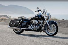 Road King Classic FLHRC | Harley windscherm | Harley-Davidson Nederland