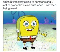 Meeting new people: | 21 Pictures You'll Only Understand If You're Introverted