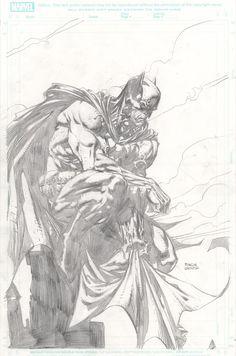 David Finch's Batman